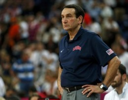 "Mike Krzyzewski would trade Andrew Wiggins for Kevin Love with ""not one second of hesitancy"""
